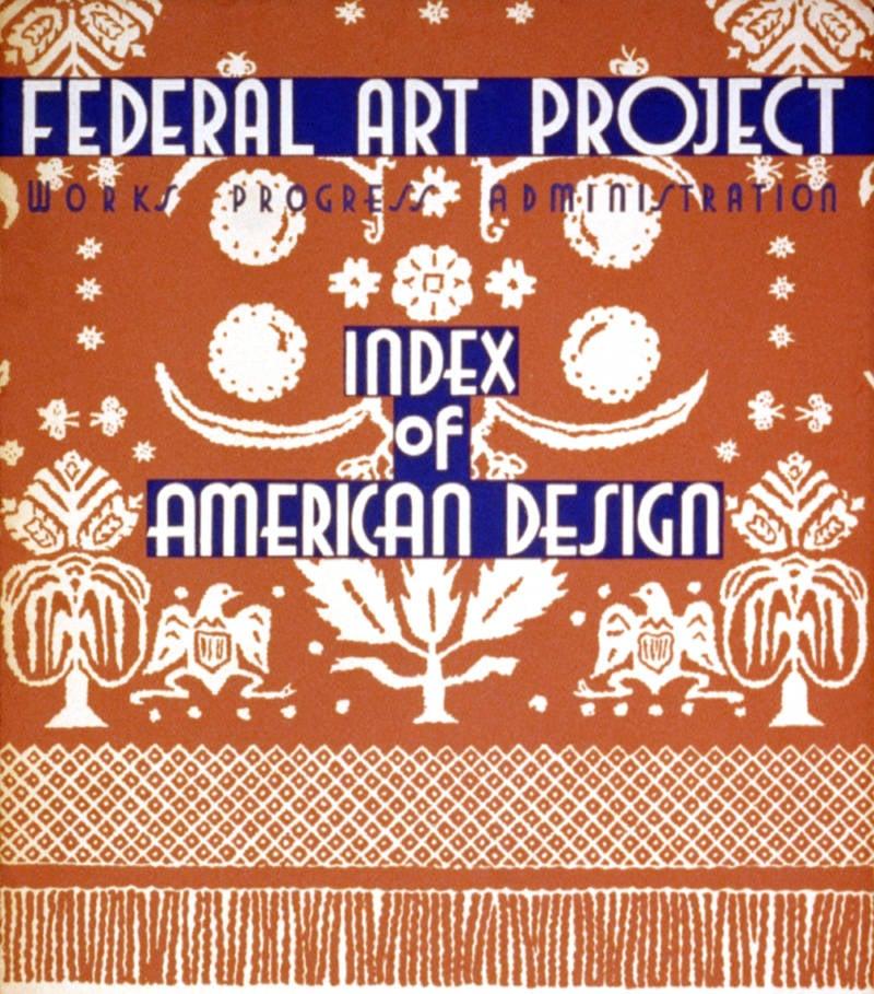 Index Of American Design Illinois