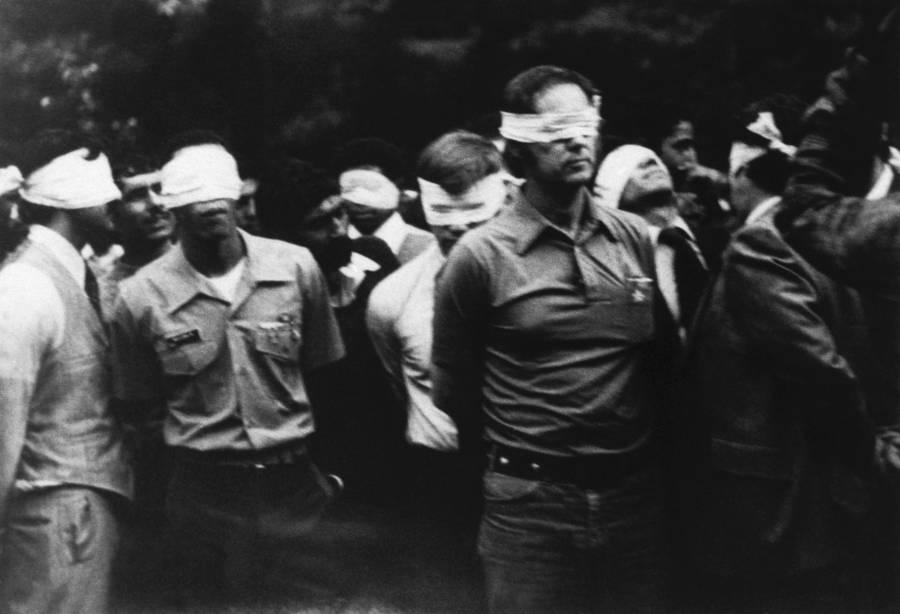 Iranian Blindfold