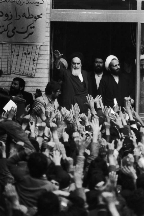 Iranian Revolution Khomeini