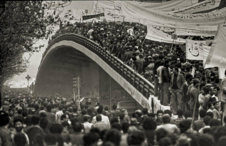 Iranian Revolution Overpass