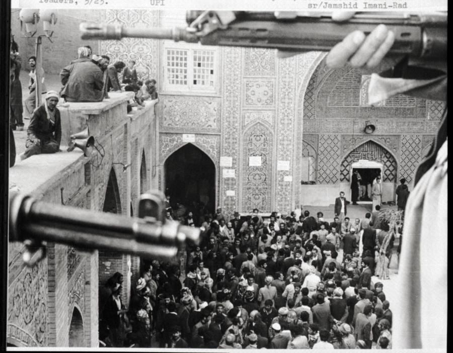 Iranian Revolution Square