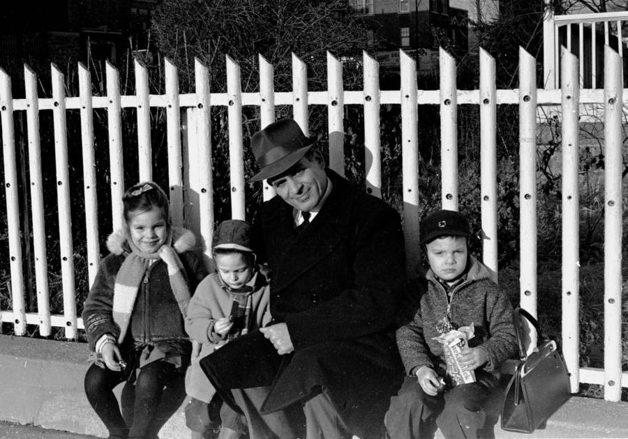Italian Family Brooklyn 1960s