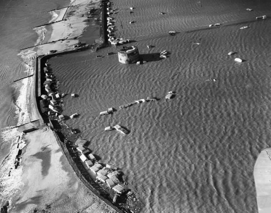 Jaywick Inundation