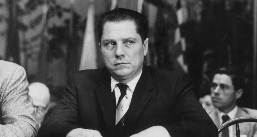 Jimmy Hoffa Disappearance