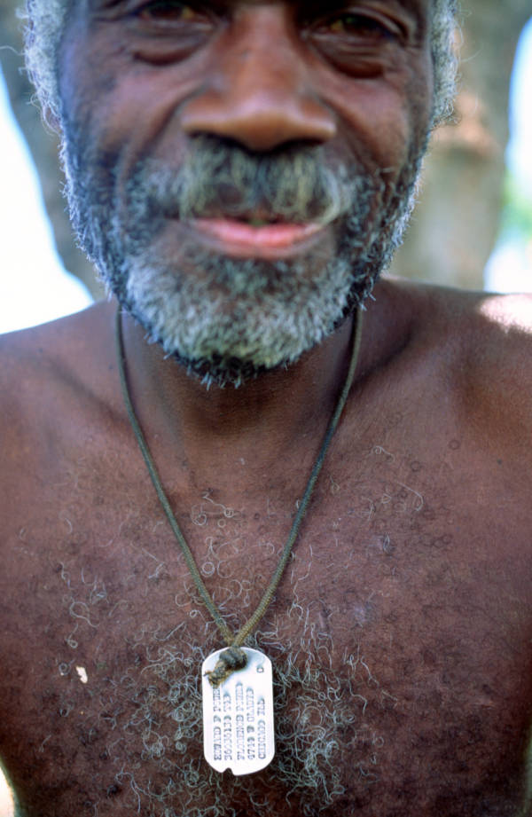 John Frum Cargo Cult Necklace