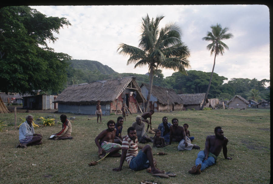 John Frum Village People