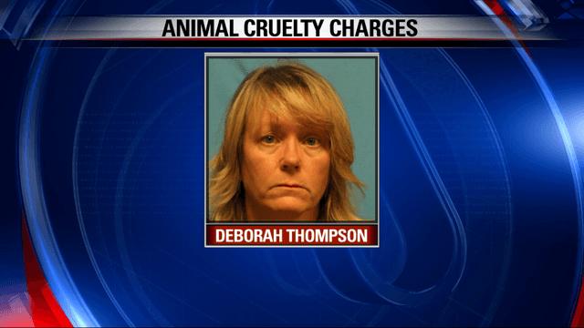 Keller Animal Cruelty Mugshot