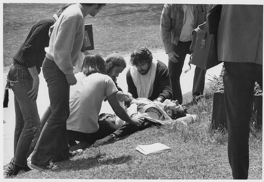 Kent State Massacre Death