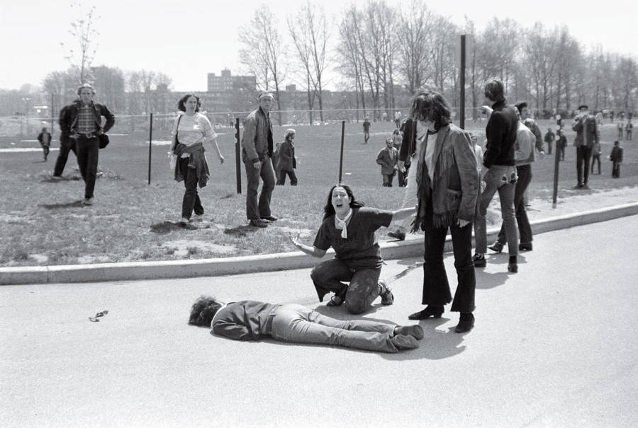 Kent State Massacre Filo