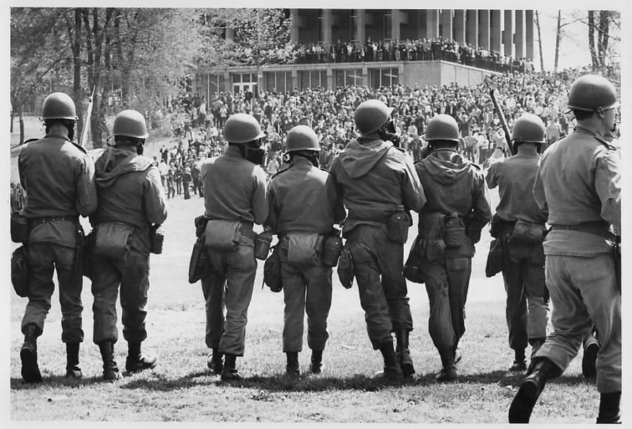 Kent State Massacre Guard