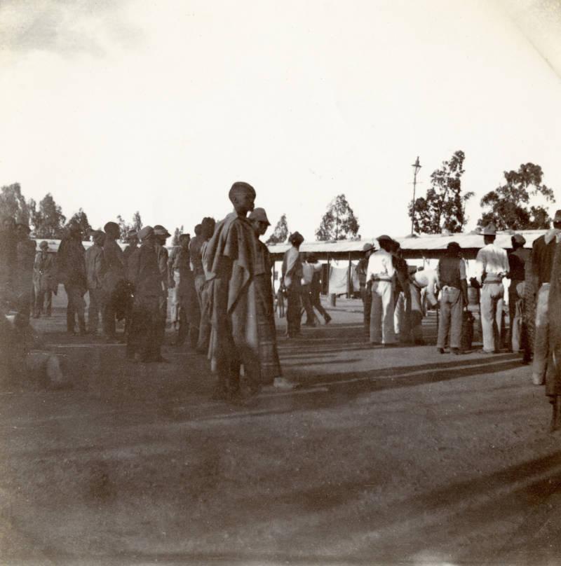 Kimberley Camp Native Compound