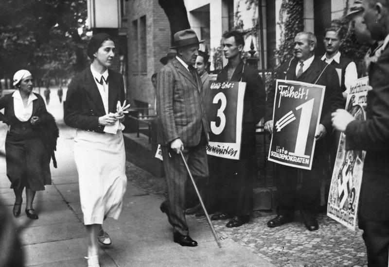 Kurt Con Schleicher Voting