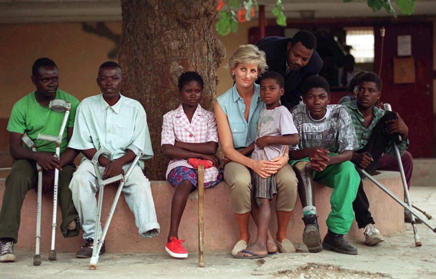 Landmine Children
