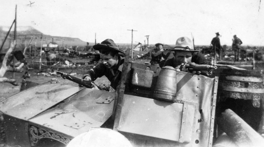 Ludlow Massacre National Guard
