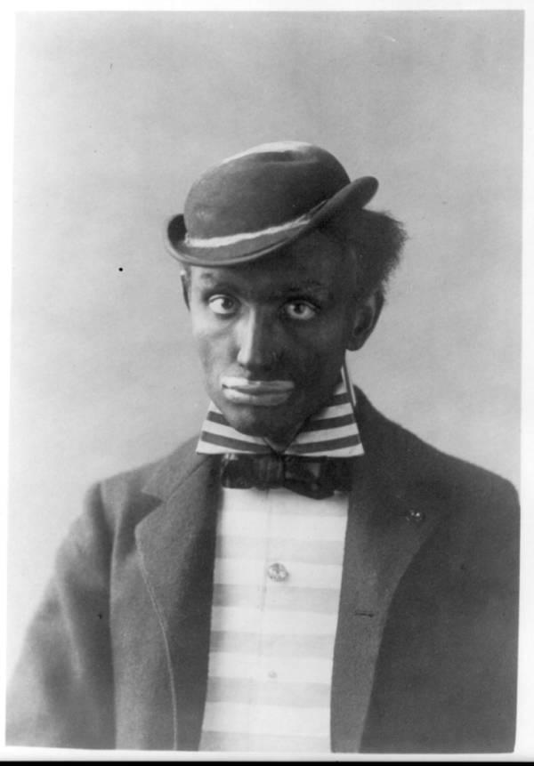 Man In Blackface