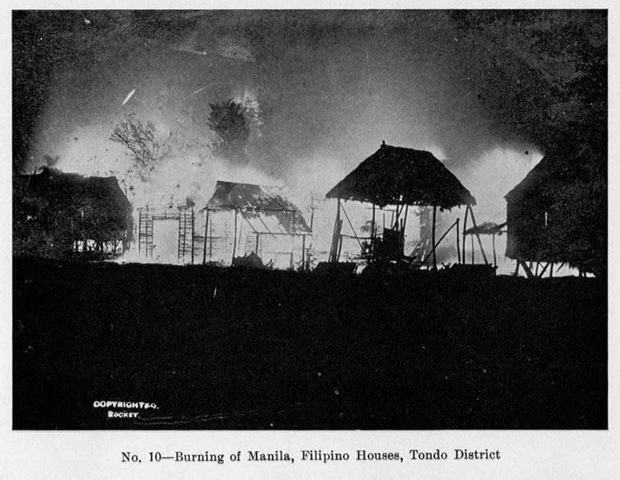 Manila Burns