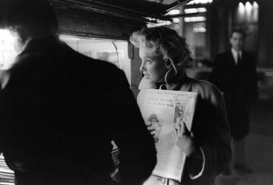 Marilyn Monroe Photos Paper