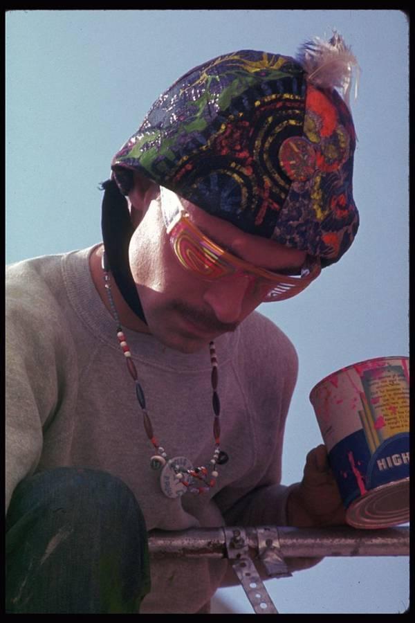 Merry Pranksters Acid Tests Hippies