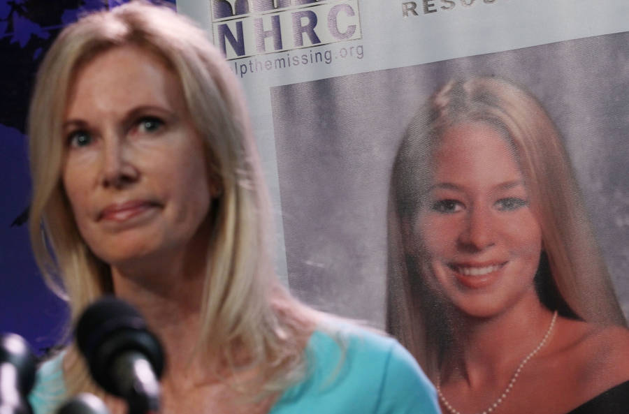 Natalee Holloway Mother