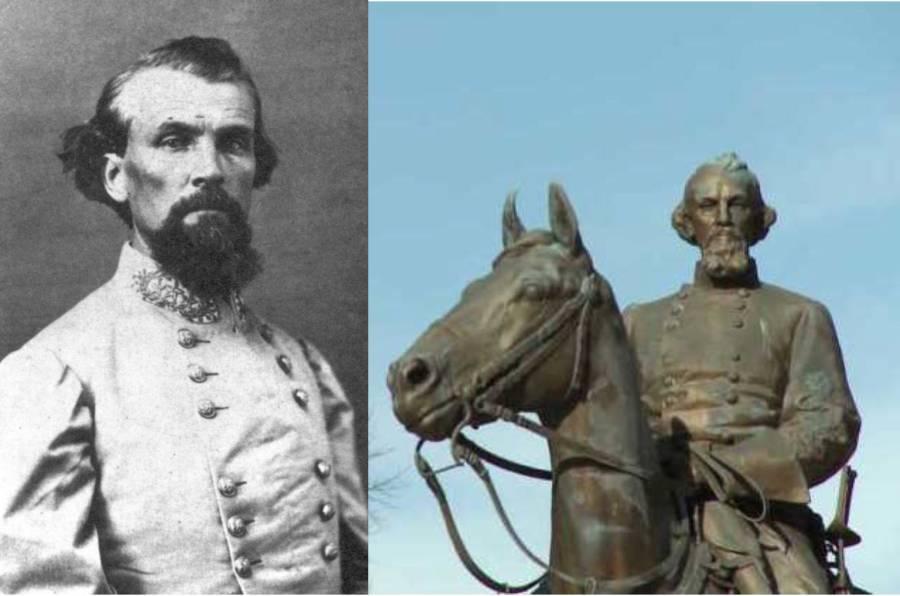 Nathan Bedford Forrest Monument