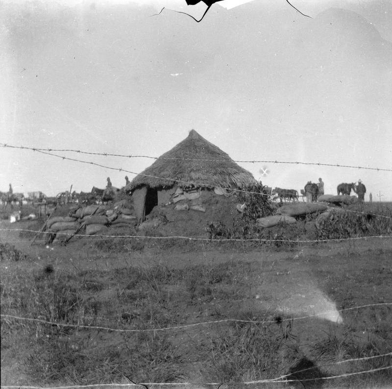 Native Village Captured