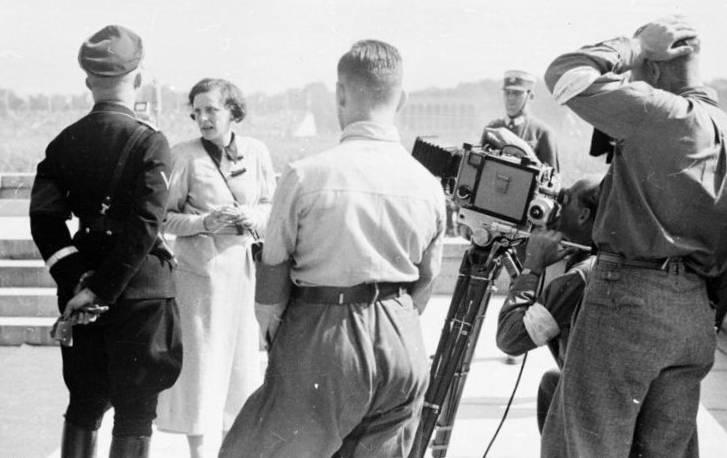 Nazi Propaganda Films Camera