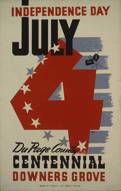 New Deal 4th Of July