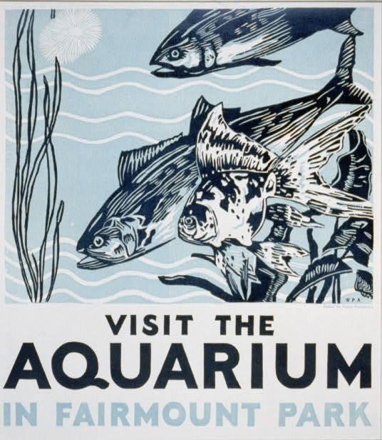 New Deal Aquarium Fairmount
