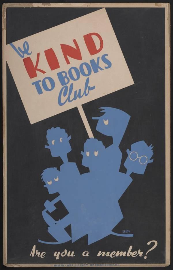 New Deal Book Club