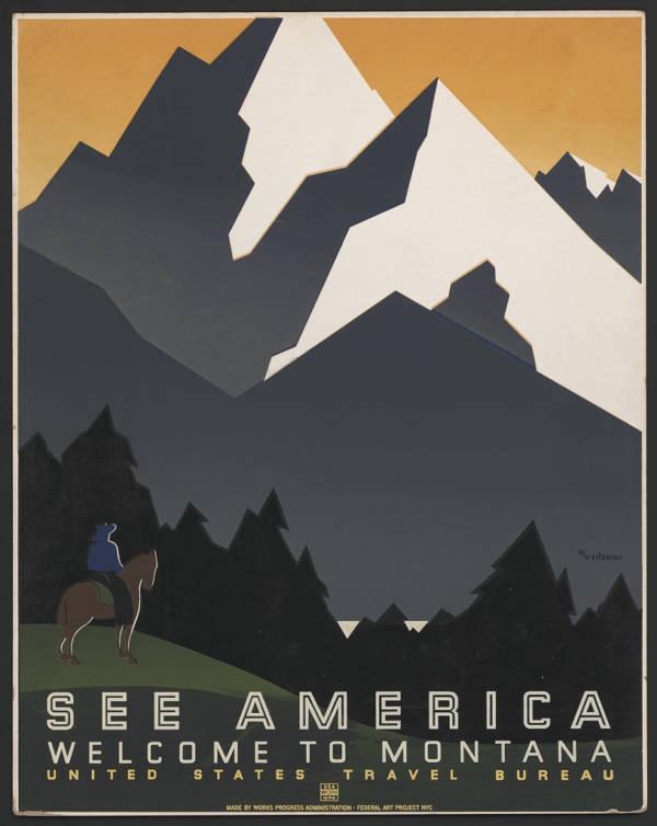 New Deal Montana