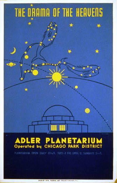 New Deal Planetarium
