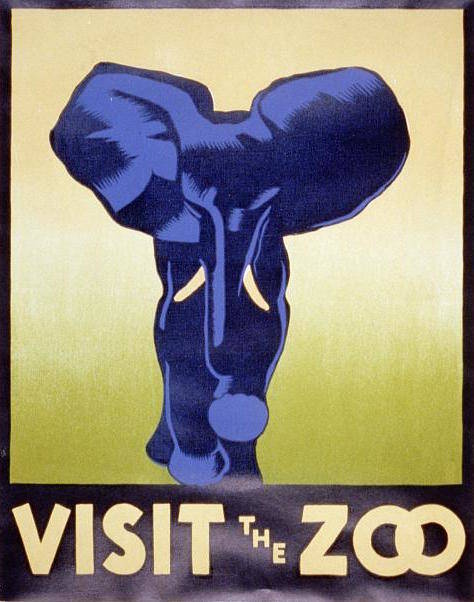 New Deal Posters Elephant