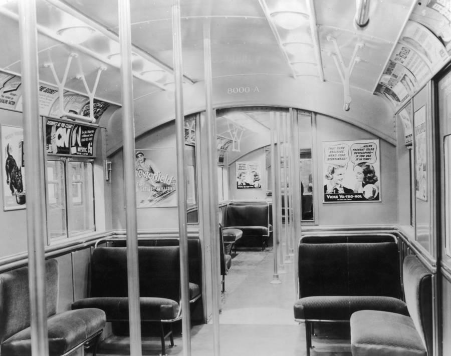 Nyc Clean Subway Car