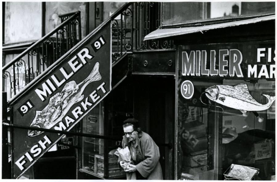 Nyc Miller Fish Market