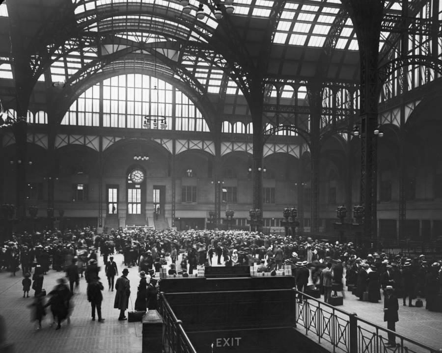 NYC Penn Station