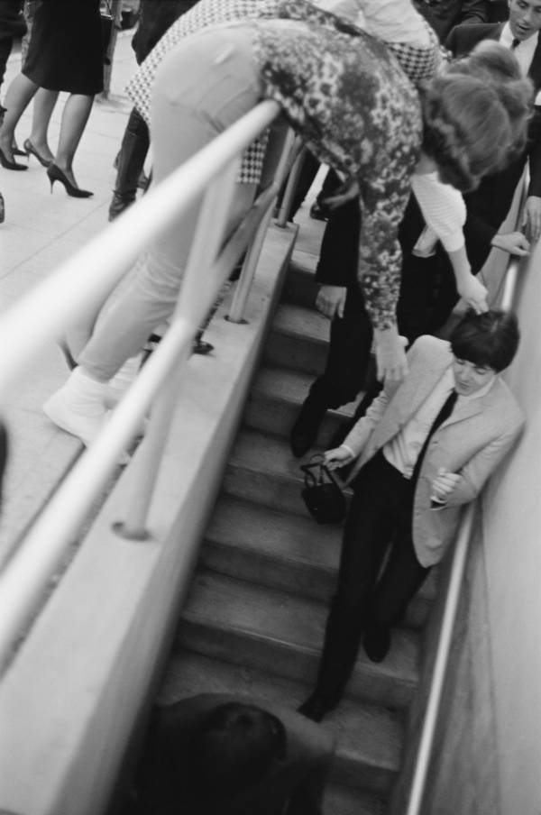 Paul Mccartney During Beatlemania