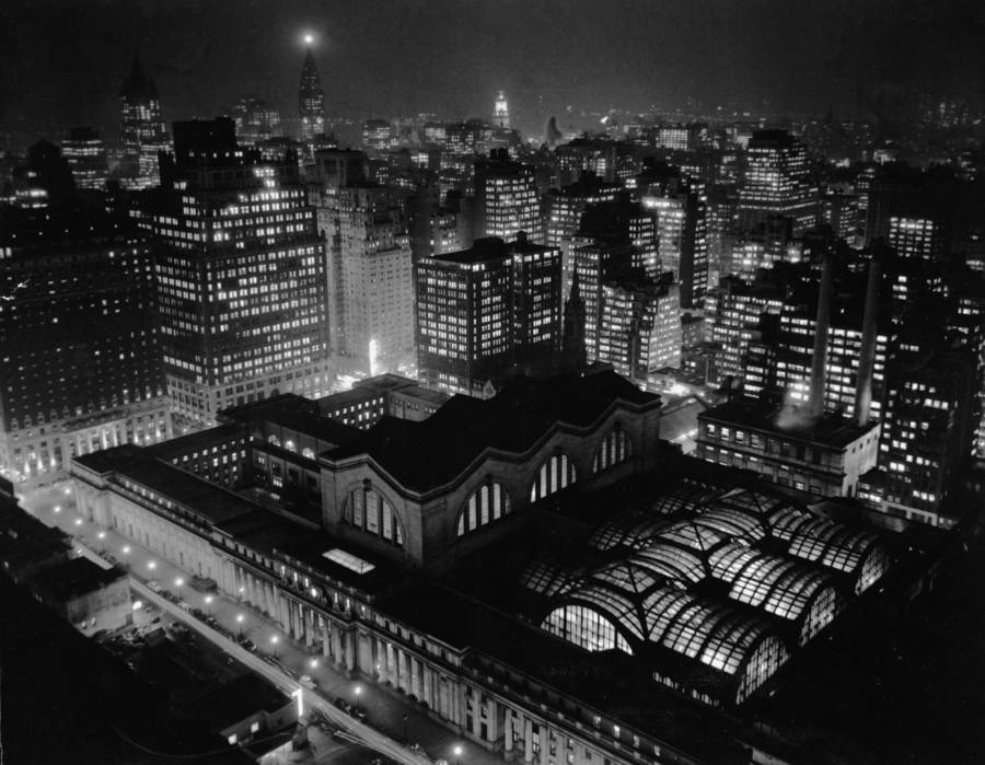 Penn Station Night