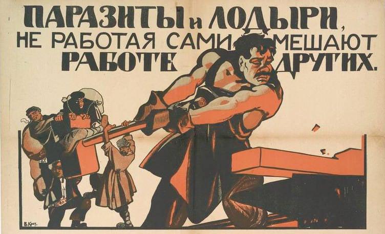 Vintage Soviet Propaganda Posters