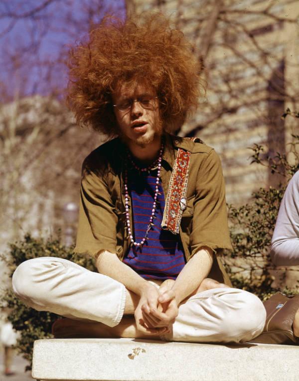 Red Hair Hippie