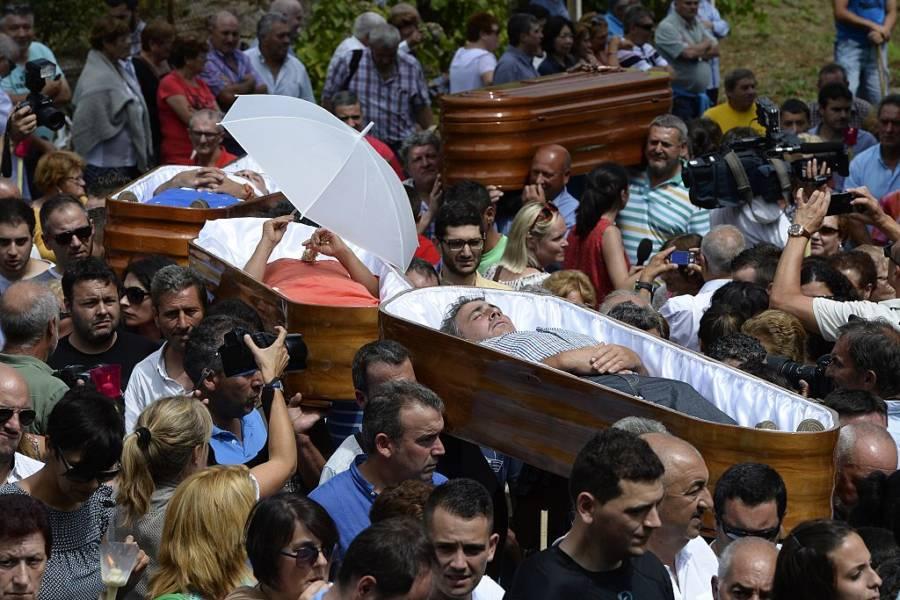 Santa Marta Funeral Ritual