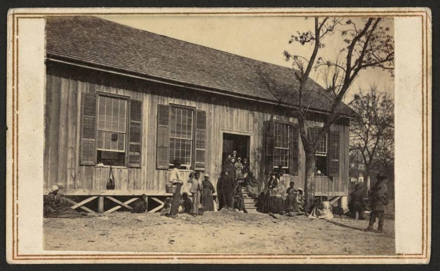 School For Freedmen