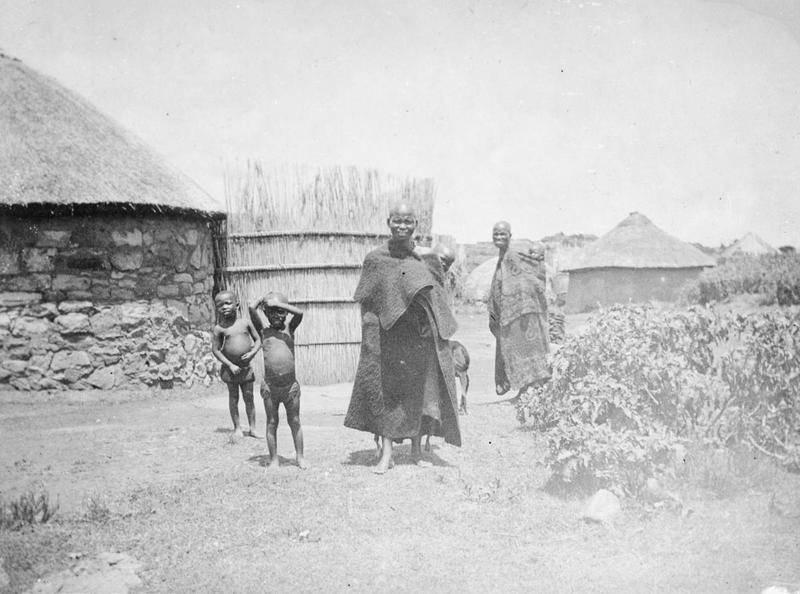 Settlement Taken By British