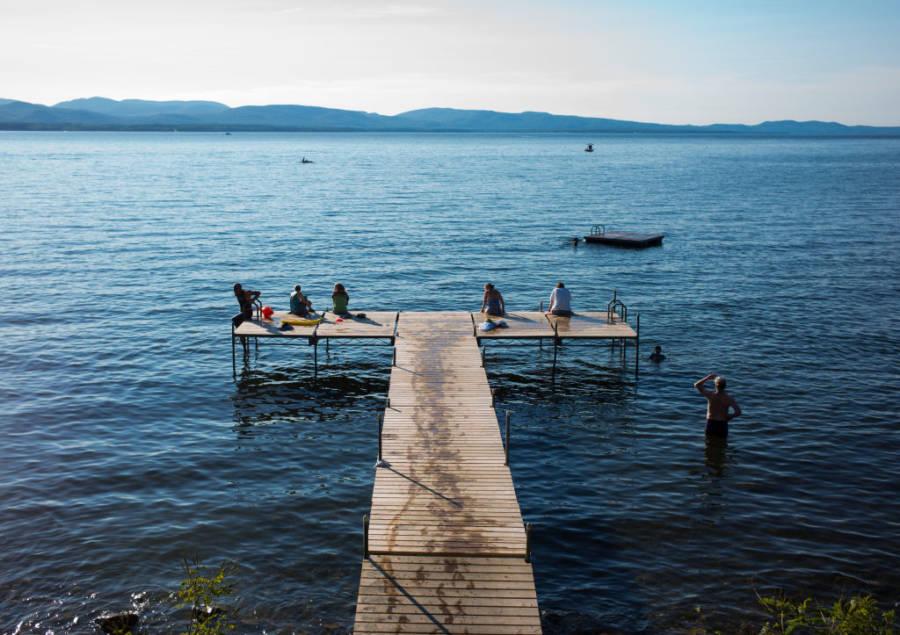 Six Great Lakes
