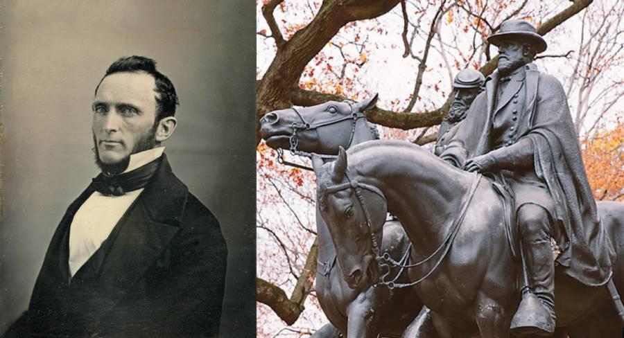 Stonewall Jackson Statue Monument