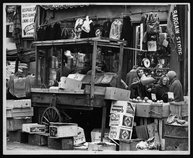 Street Market Brownsville