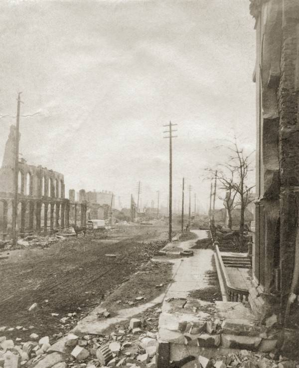 History Of The Great Chicago Fire