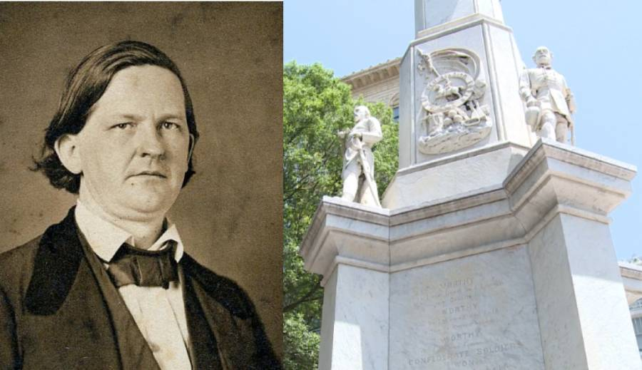 Thomas Cobb Confederate Monuments