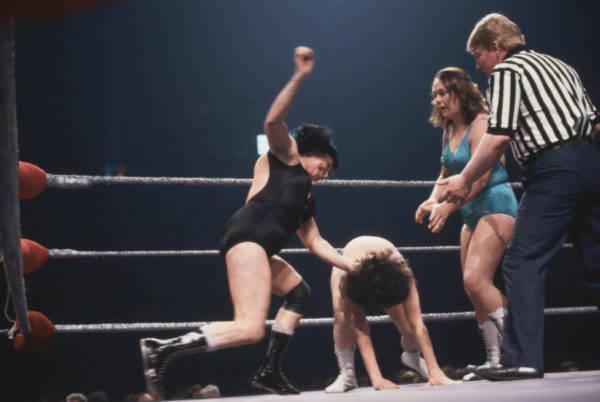Three In Ring Wrestling