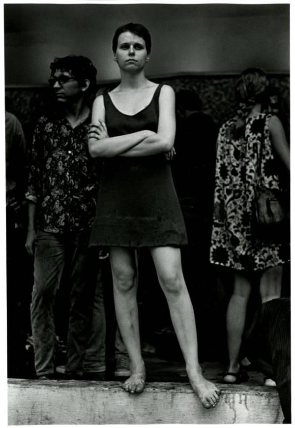 Tompkins Square Park 1967
