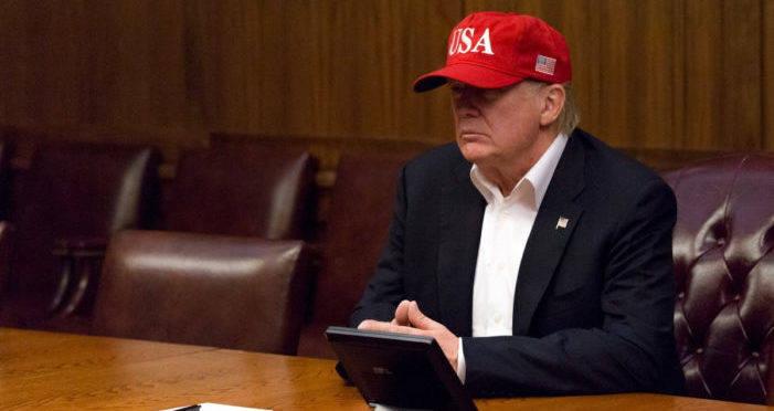 Trump Red Hat